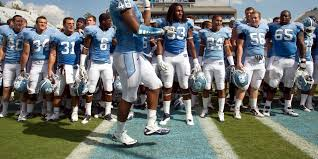 North Carolina Football Seniors Summer ...