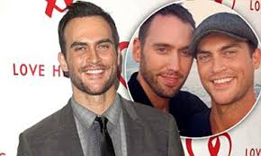 Cheyenne Jackson opens up about divorce ...