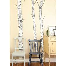 Birch Trees Wall Decal Kirklands