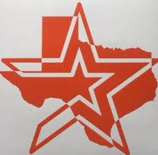 Houston Astros Mlb World Series Baseball Yeti Cup Vinyl Decal Car Window Sticker Ebay