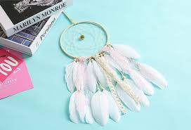 China Hot Seller Led Dream Catcher Handmade Diy Dreamcatcher Wall Hanging Kids Room Decor Art Ornament Decor Gift Photos Pictures Made In China Com