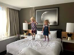 Get A Good Night S Sleep In A Hotel With Kids For Real To Fro Fam