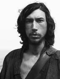 Adam Driver in Martin Scorsese's period movie Silence. Image in ...
