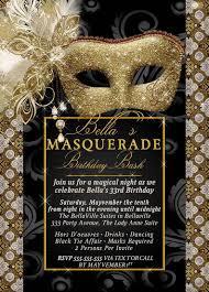 Invitacion Fiesta De La Mascarada Fiesta De Mardi Gras
