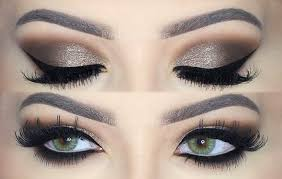 dramatic makeup made easy glam