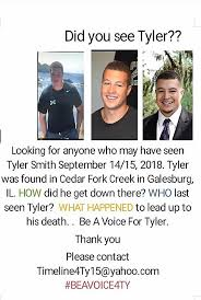 Tyler Smith's parents seek second investigation - News - The Register-Mail  - Galesburg, IL