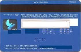 bank card chase jpmorgan chase bank