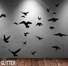 Second Life Marketplace Fg Flock Of Seagulls Wall Decal