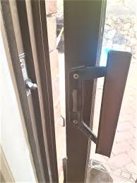 sliding patio door lock latch