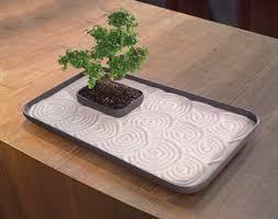 zen garden kit for tabletop with sand