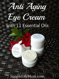 anti aging eye cream with 11 essential