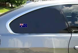 Australia Flag Sticker U S Custom Stickers