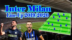 Inter Milan Best Lineup 2019/2020 With Transfers - Alexis Sanchez ...