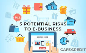 5 POTENTIAL RISKS TO E-BUSINESS | VietnamCredit