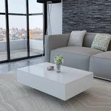 nocona solid coffee table modern