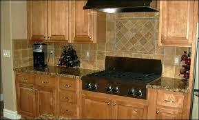 travertine kitchen backsplash bookuu co