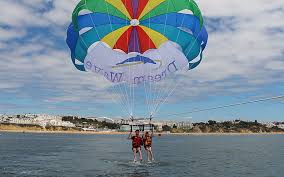parasailing in albufeira book your