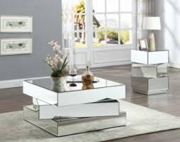 mirror coffee table varela mattress