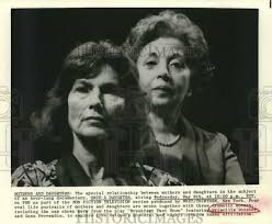 "PRESS PHOTO ACTRESSES Priscilla Pointer, Zena Provendie in ""Once A  Daughter"" - $19.99 