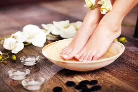 luxury spa pedicures nail salon