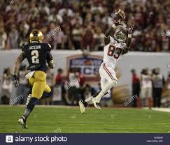 Alabama wide receiver Kevin Norwood makes a 29 yard reception on the  Crimson Tide's first position of the BCS ...