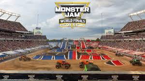 monster jam world finals in orlando