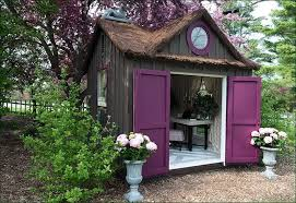 10 garden shed ideas for a well