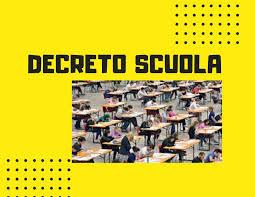 Decreto Scuola definitivamente approvato: il 28 dicembre ...