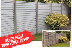Smartfence Fence Panels Ireland Elite Fence
