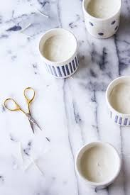 scented soy candles diy gift idea