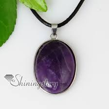 oval semi precious stone rose quartz