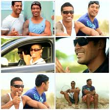 I have the bigger crush on these two brothers. Omg I love them. ROBBIE AND PUA  MAGASIVA <3 <3 !!!!!!!!!!!!!!!… | Big crush, Power rangers ninja storm,  Power rengers