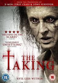 The Taking [DVD] [Edizione: Regno Unito]: Amazon.it: Jill Larson, Anne  Ramsey, Michelle Ang, Adam Robitel, Jill Larson, Anne Ramsey: Film e TV