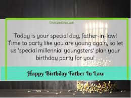 best happy birthday father in law quotes and wishes