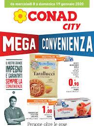 Conad Volantino attuale 08/01 - 19/01/2020 - volantino-24.com