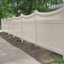 Free Maintenance 6ft H X 8ft W Picket Top Plastic Privacy Fence Panels Pvc Vinyl Privacy Fence Buy Plastic Privacy Fence Vinyl Privacy Fence Pvc Privacy Fence Product On Alibaba Com