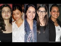 top 25 bollywood actress without makeup