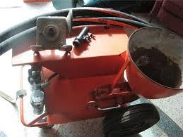 stucco sprayer toolcrete