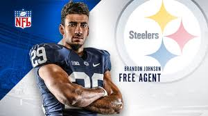 Johnson signs with Steelers | Penn State University