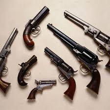 Firearms - HISTORY