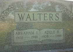 Adele Brucklacher Walters (1908-1988) - Find A Grave Memorial