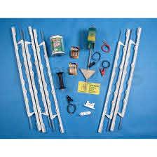 Fenceman Horse Electric Fencing Starter Kit Naylors Com