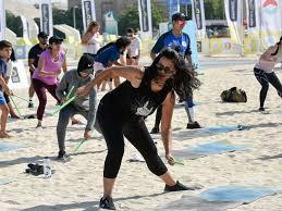 dubai fitness challenge 30x30 how to