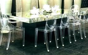 mirrored dining table set skypark com co