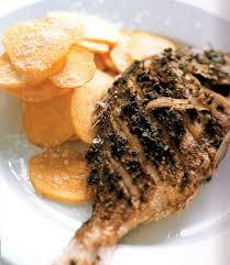 Fish Recipe: Crisp, Spiced Snapper ...