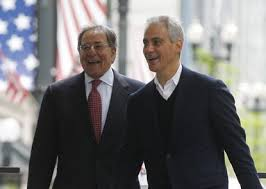 Panetta book describes a fondness for 'famously blunt' Emanuel ...