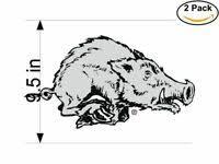 Arkansas Razorback Decal Sticker For Yeti Rtic Ozark Rambler Tumbler Coldster Ebay
