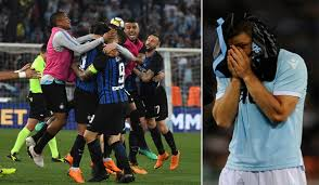 Inter Pip Lazio To Champions League Football In Most Dramatic Finale