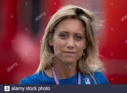 December 1, 2019, Monza, Italy: mara sangiorgio, sky sport f1 Italyduring  Potraits of Monza Grand Prix