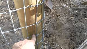 Tips I Learned To Help Build A Horse Fence Youtube